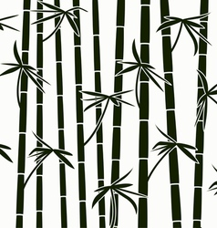 Bamboo shoots vector