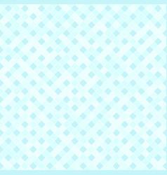 Cyan diamond pattern seamless vector