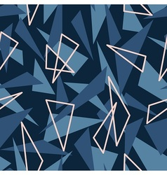 Classic geometry rocks vector