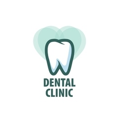 Logo dental vector