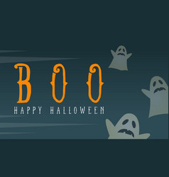 Background card halloween style collection vector