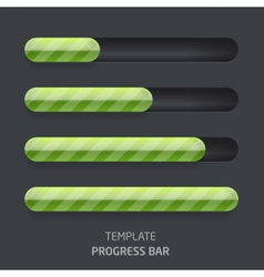 Progress bar vector