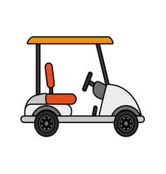 Golf icon image vector