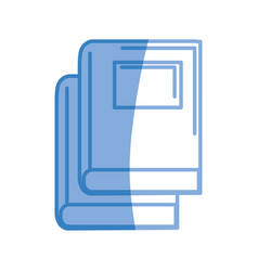 books tool study to learn things vector image
