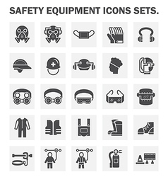 Safety icon vector