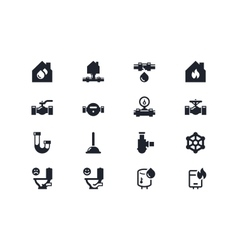 Home renovation icons lyra series vector