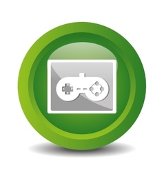 Social media entertainment vector image