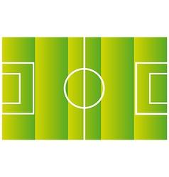 Sport field vector