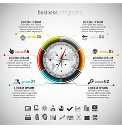 Infographic vector