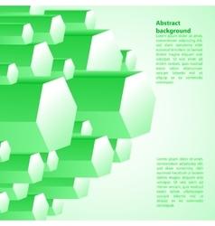 Creative green vector