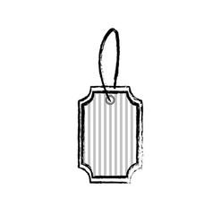Figure label design element to decoration design vector
