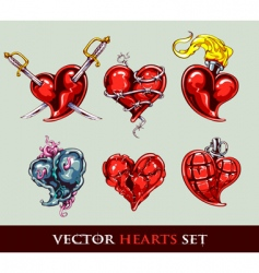 set of vector tattoo stylized vector image