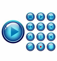 Audio-video media controller vector