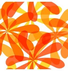 Fantasy seamless pattern vector image