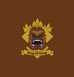 King-of-kong vector