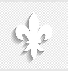 Elements for design  white icon with soft vector