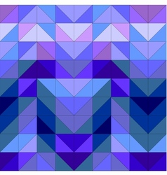 Seamless blue wrapping pattern or tile background vector