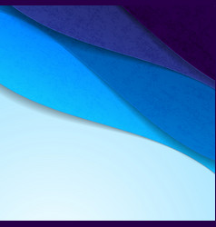 Blue abstraction vector