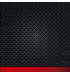 black and gray pattern vector image