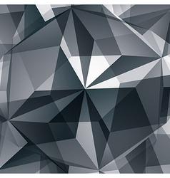 Abstract 3d graphic backdrop design contemporary vector