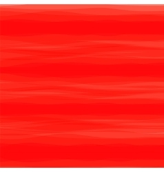 Abstract red horizontal wave background vector