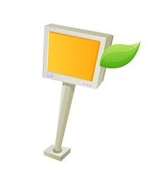 icon board vector image vector image