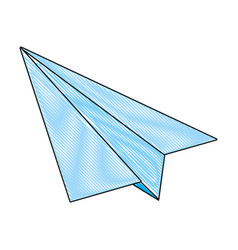 Paperplane icon image vector