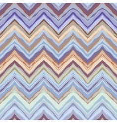 Blue wrong chevrons pattern vector