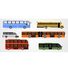 Bus set vector