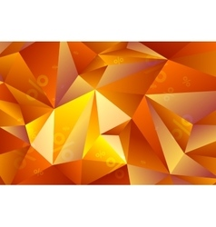Conceptual poligonal sale background colorful vector
