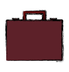First aid case equipment emergency medical vector
