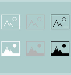 Photo photograohy image nature icon vector