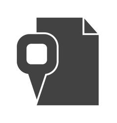 Document location vector