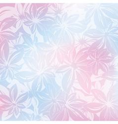 floral background design vector illustration vector image vector image