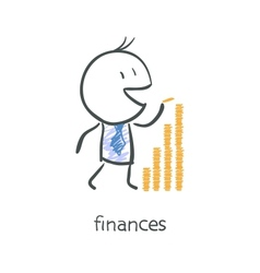 Finances vector