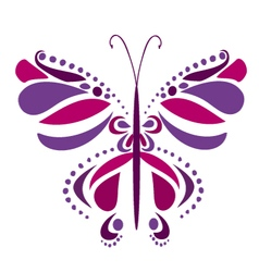 Butterfly 9 vector