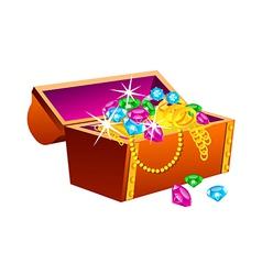icon jewels vector image