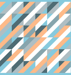 Abstract background with colorful lines stripe vector