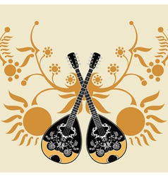 Bouzouki composition vector