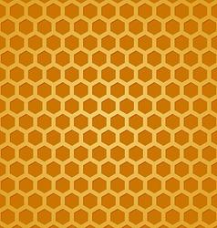 Bee background vector