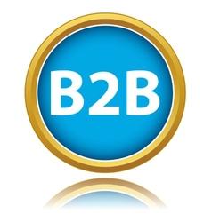 Button b2b vector