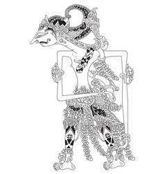 gunadewa vector image vector image