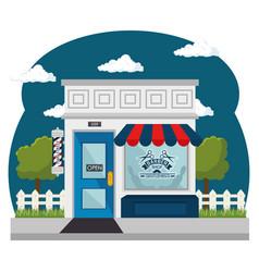 shopping stores design vector image