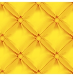 Orange seamless leather upholstery pattern vector