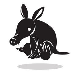 Aardvark2 vector image