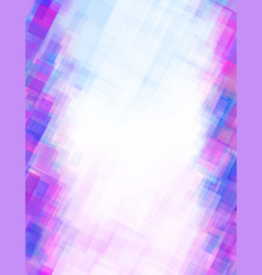 background rectangle purple blue abstract vector image vector image