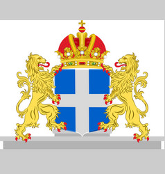 coat of arms of zwolle netherlands vector image vector image