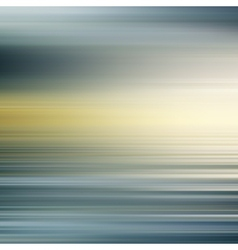 Wave background Water surface Realistic vector image