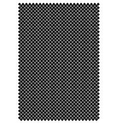 Diamond block pattern vector