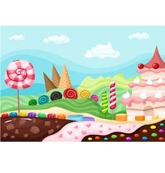 Candyfon vector